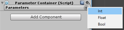 ParameterContainer2